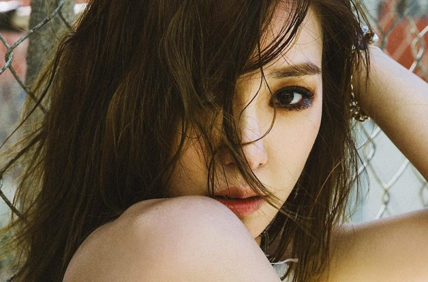 "Tiffany Releases Sexy Teaser Picture For ""Heartbreak Hotel"""