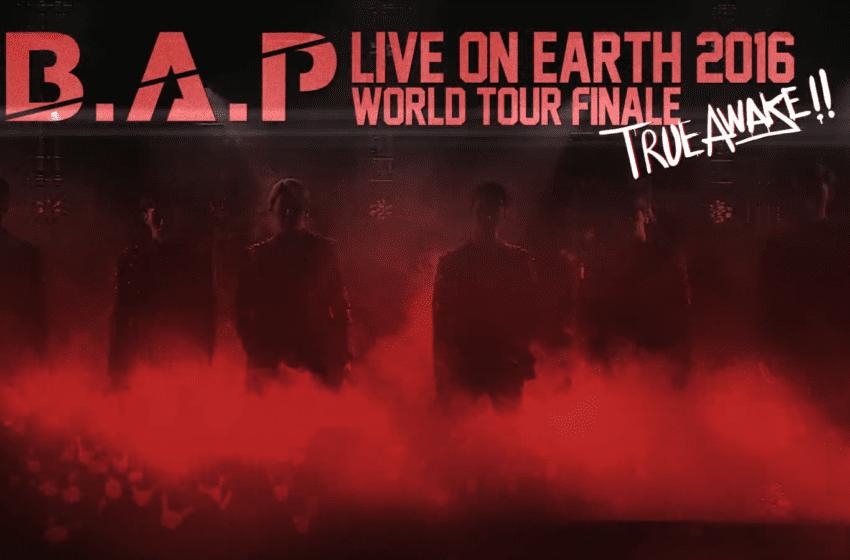 B.A.P Announces Finale Concert in Seoul for 2016 LOE World Tour