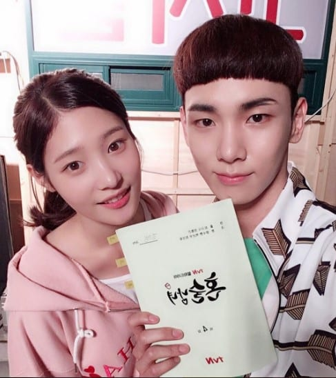 SHINee's Key And I.O.I's Jung Chaeyeon Prepare For Their Acting Debut