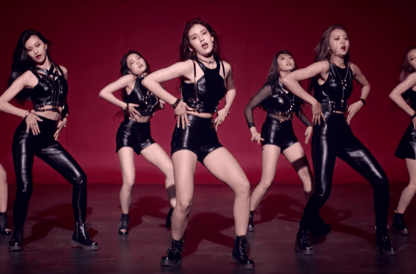 WATCH: I.O.I Releases Sexy Teaser For Upcoming MV