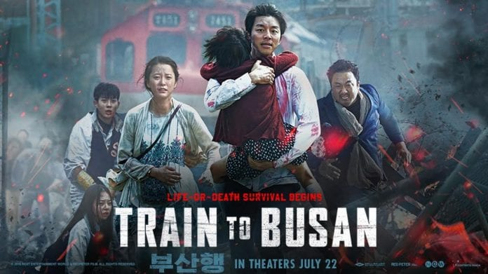 """Train to Busan"" Enters Top 15 Box Office Hits in Korean Film History"