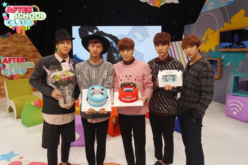 VIXX Makes An Appearance On After School Club For Fantasy!