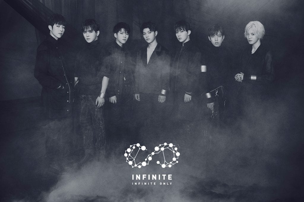 "INFINITE Releases Group Teaser Photo For ""INFINITE ONLY"""