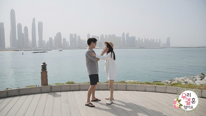 We Got Married Shows A Glimpse Of Eric And Solar Spending Quality Time Together In Dubai