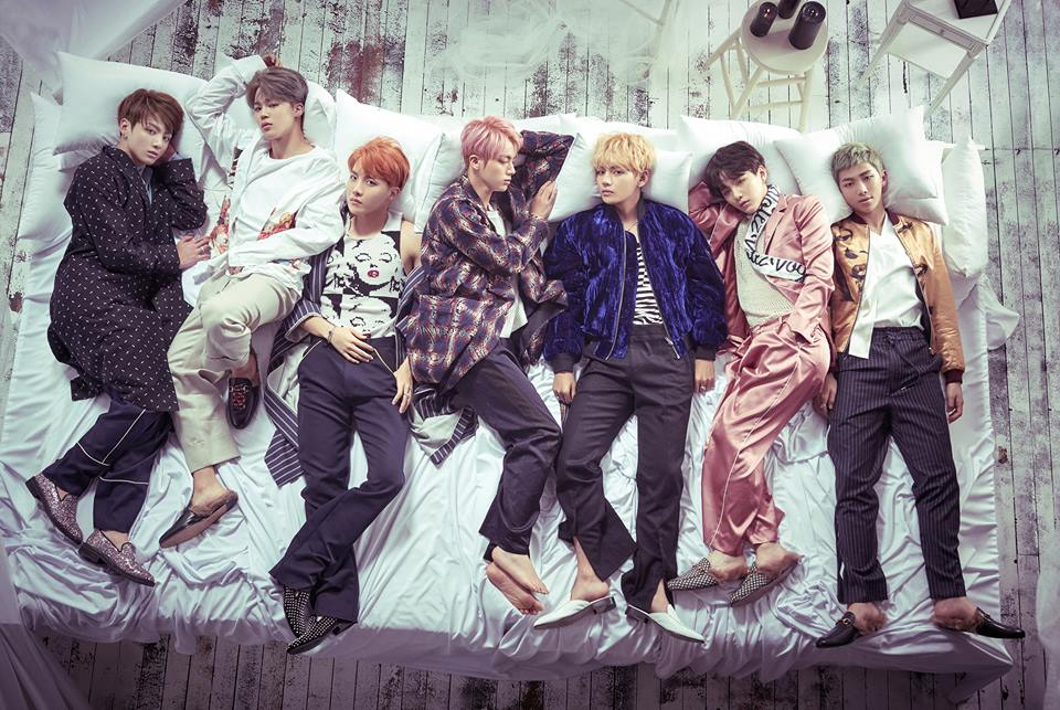 "BTS Drops Gorgeous ""Wings"" Concept Photos"
