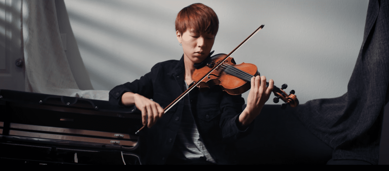 """Violinist JuNCurryAhn Delivers Gorgeous Cover Of Infinite's """"The Eye"""""""
