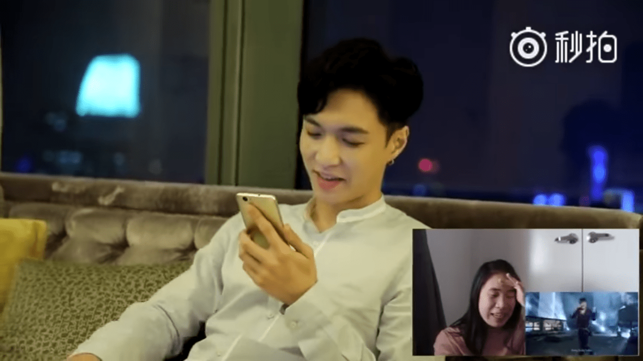 """WATCH: EXO's Lay Smiles Fondly Watching Reaction Videos To His """"what U need?"""" MV"""