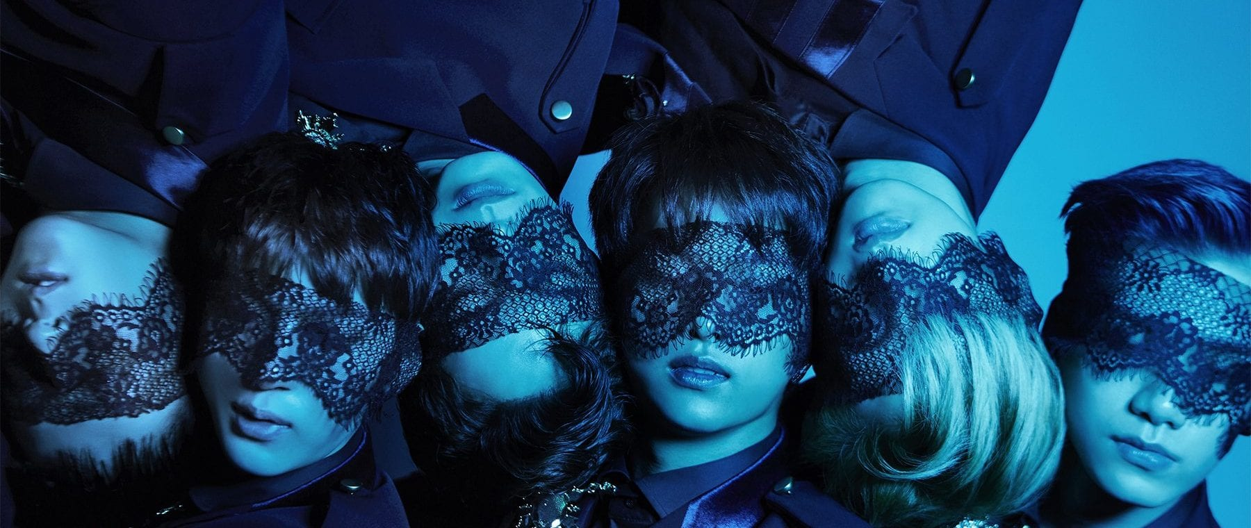 """VIXX Releases Schedule And Teasers For Final Conception Album """"Kratos"""""""