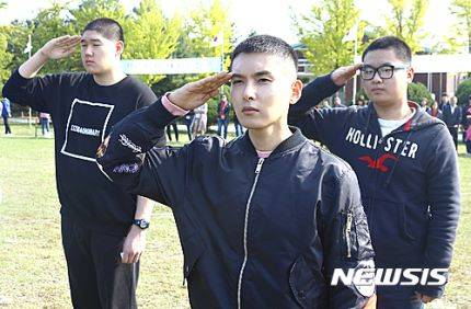 Super Junior's Ryeowook Officially Enlists Into The Army