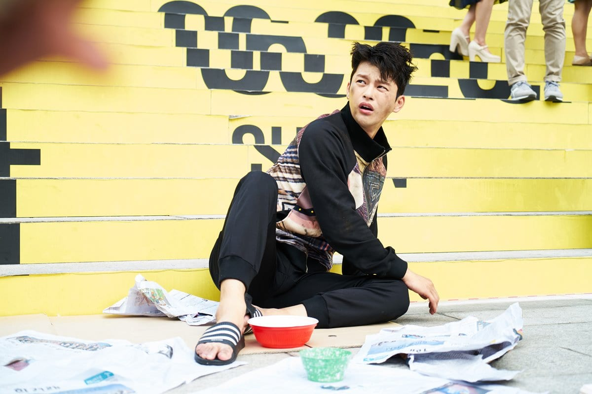 """MBC Releases Adorable Behind The Scenes Photos For """"Shopping King Louie"""""""