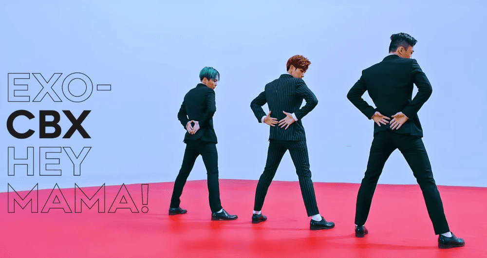 "EXO-CBX Releases Teaser Video For Upcoming Debut MV ""Hey Mama!"""