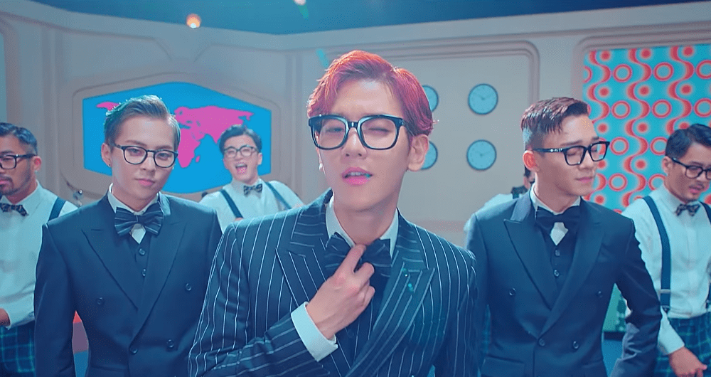 """EXO's Sub-Unit EXO-CBX Makes Official Debut With """"Hey Mama!"""" MV"""