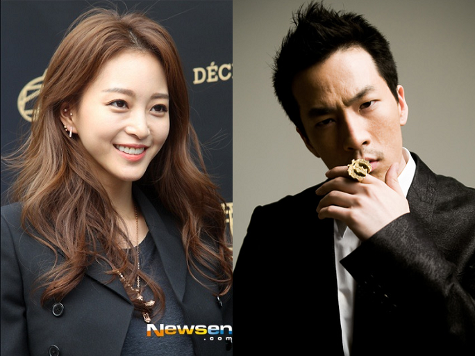 Han Ye Seul And Teddy Confirmed To Have Broken Up
