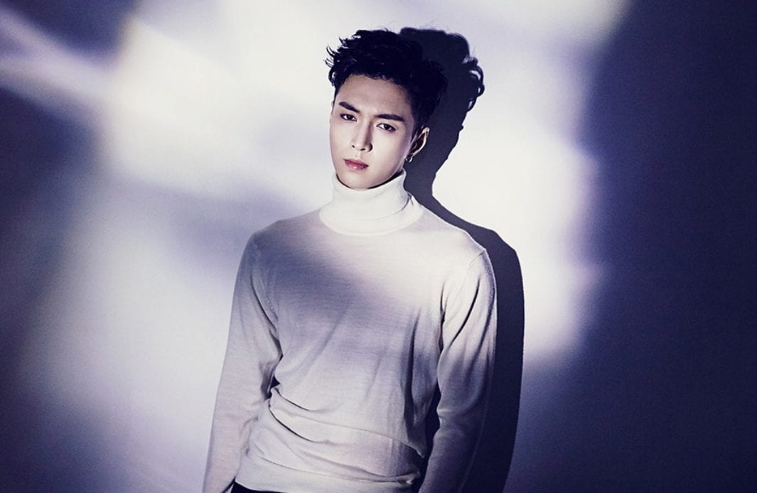 """EXO's Lay Drops First Video Teaser For New Track """"Lose Control"""""""