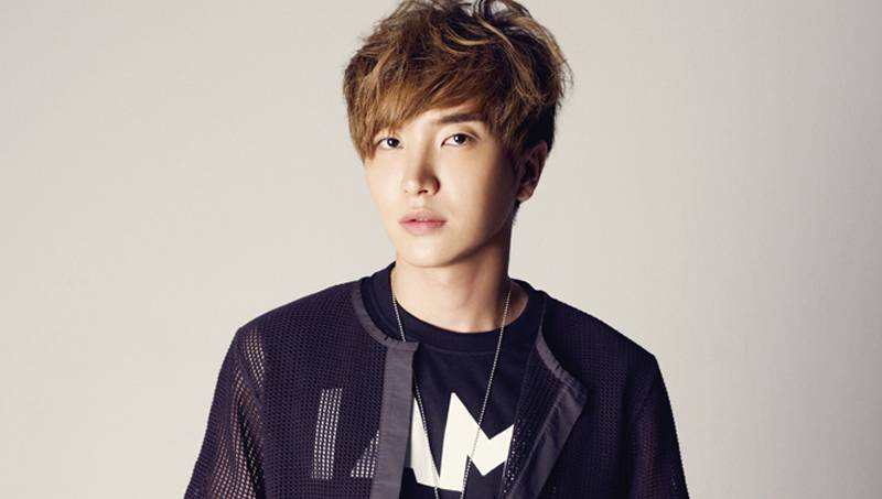"""Super Junior's Leeteuk To Hold 1st Asia Tour """"STAR ; Teuk"""" Starting In Taiwan"""