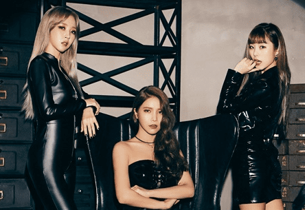 MAMAMOO Transforms Into Bond Girls In Latest Teaser Image