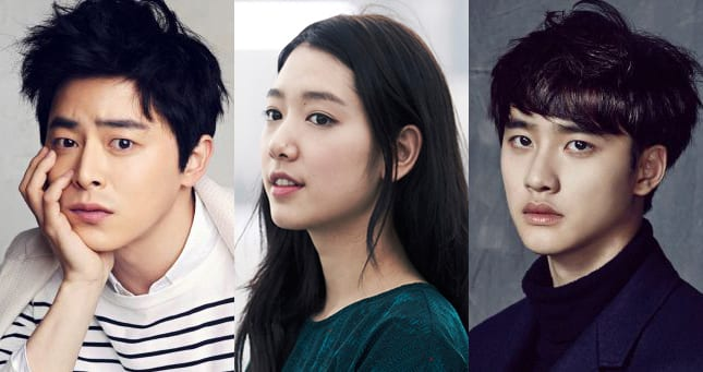 """K-Film """"Brother"""" To Be Released in November Featuring EXO's D.O., Jo Jung Suk and Park Shin Hye"""