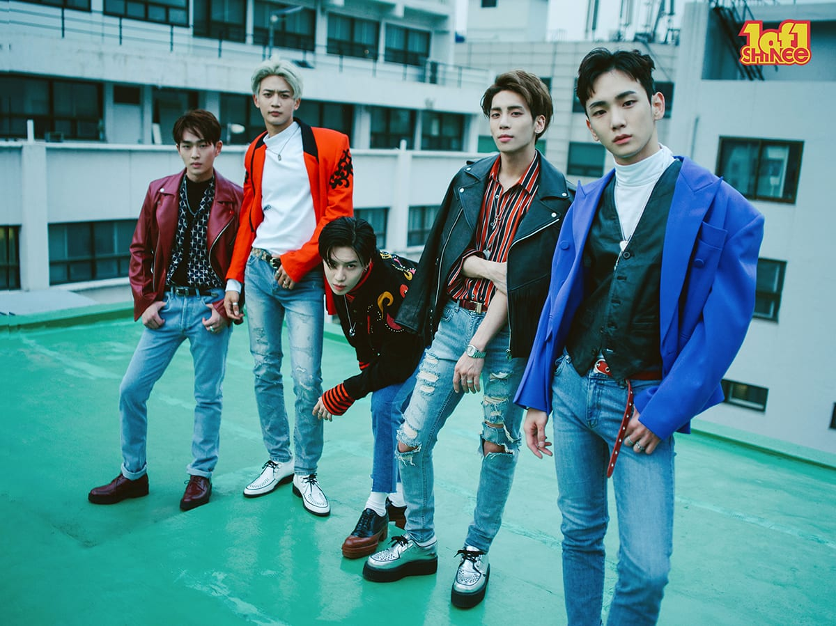 """SHINee's Back With Funky, Retro-Inspired MV """"1 of 1"""""""