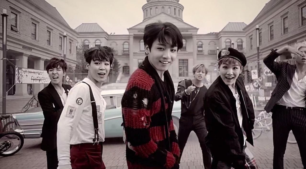 WTK QUIZ: Can You Name These BTS MVs From A Single Frame?