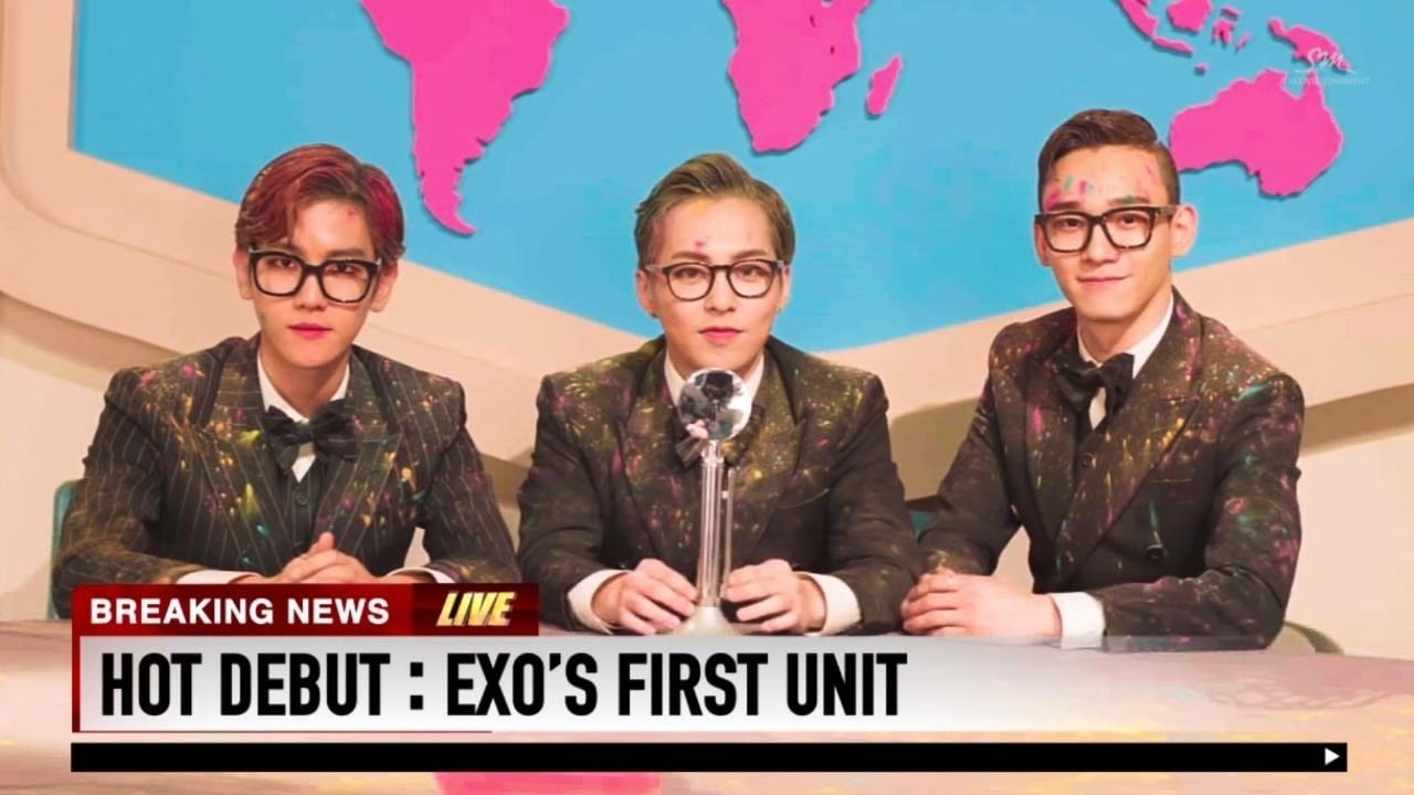 EXO Reports Breaking News Of Debut For Group's First Sub-Unit