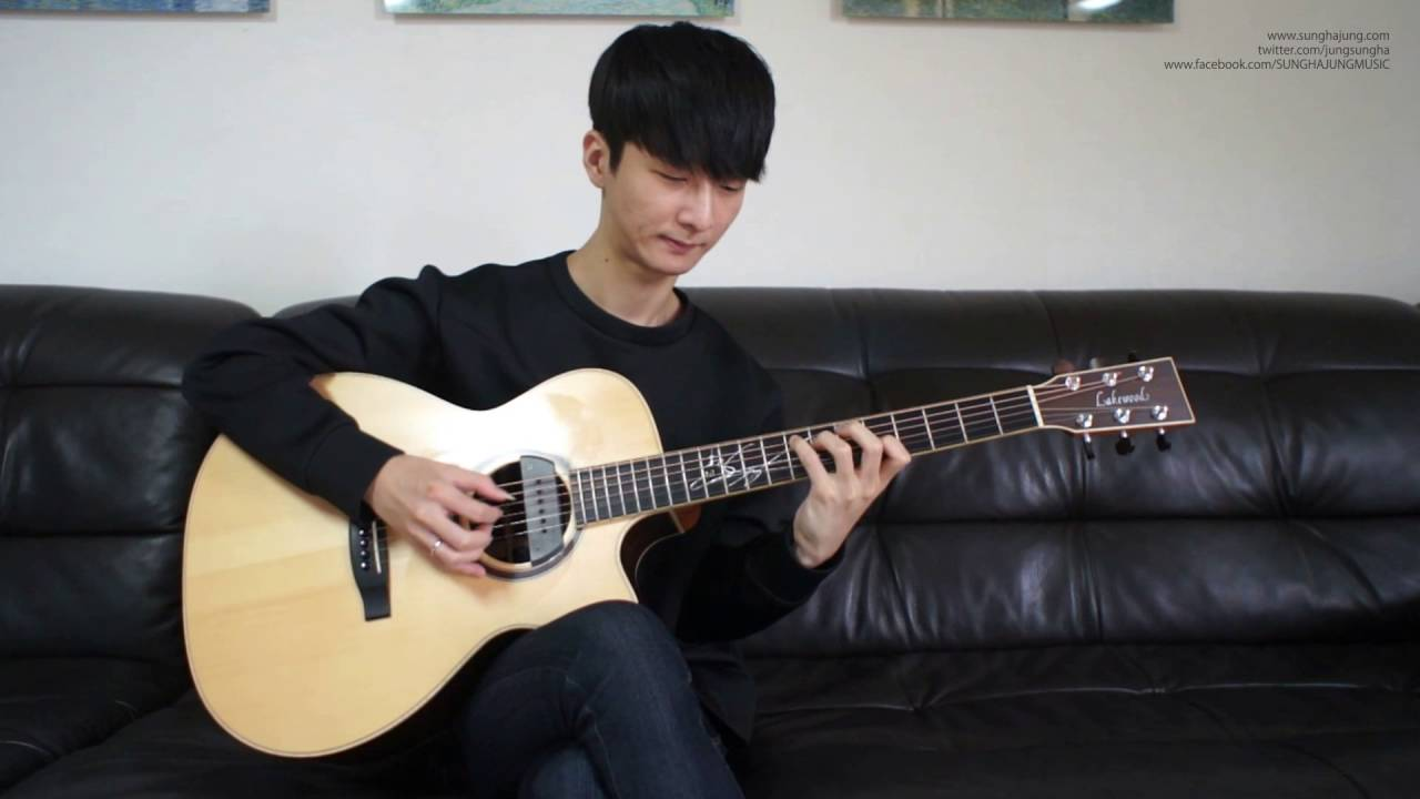 """Guitar Prodigy Sungha Jung Covers EXO Song From """"Scarlet Heart: Ryeo"""" OST"""