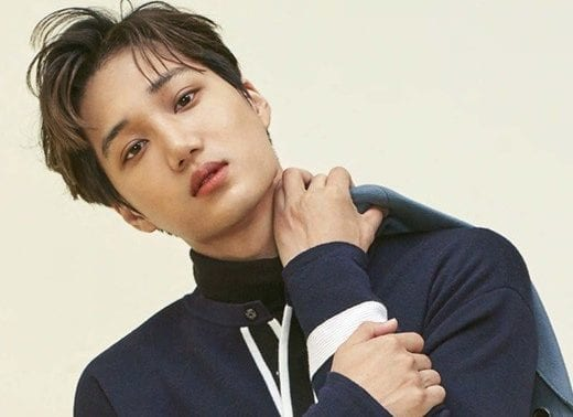 EXO's Kai Warms Things Up With A Photoshoot For HIGH CUT Magazine