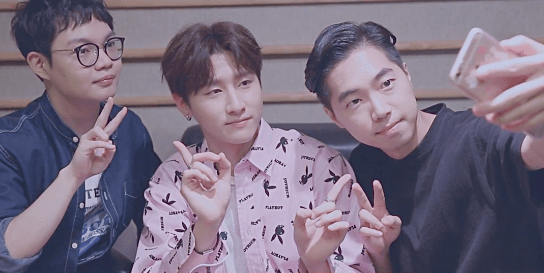 "WATCH: Monsta X's I.M And Brother Su Release Collaboration MV ""Madeleine"""