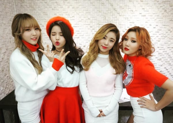 MAMAMOO Apologizes To Fans For Performance Delay Due To Car Accident