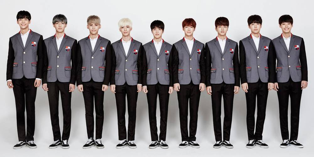 "FNC's New Boy Group SF9 Debuts With ""Fanfare"""