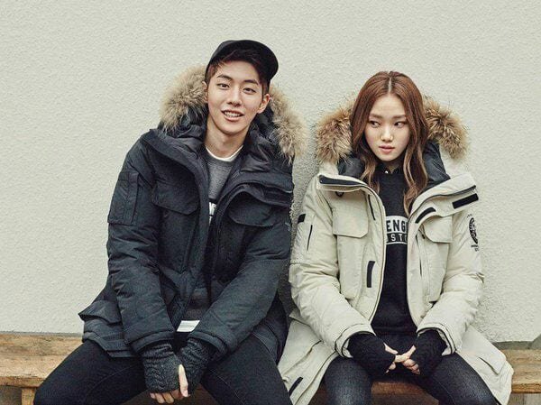 """First Teaser Released For Nam Joo Hyuk And Lee Sung Kyung Drama """"Weightlifting Fairy Kim Bok Joo"""""""