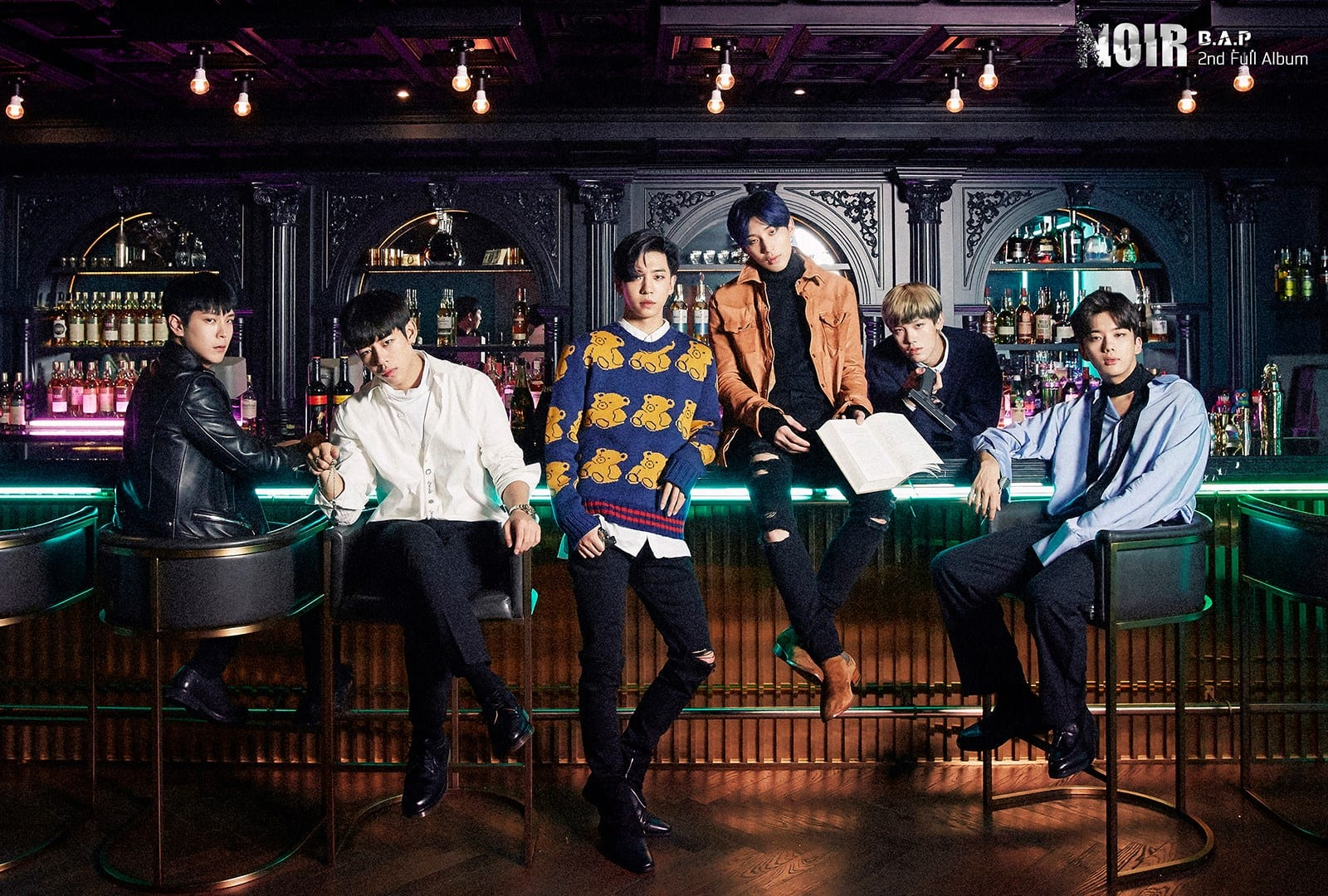 WTK QUIZ: Who Is Your B.A.P Soulmate?