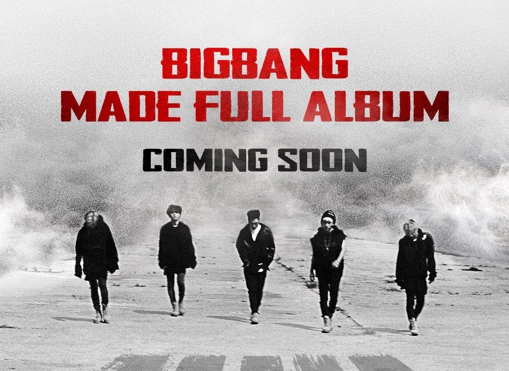 YG Entertainment Confirms BIGBANG's Comeback With First Teaser Image