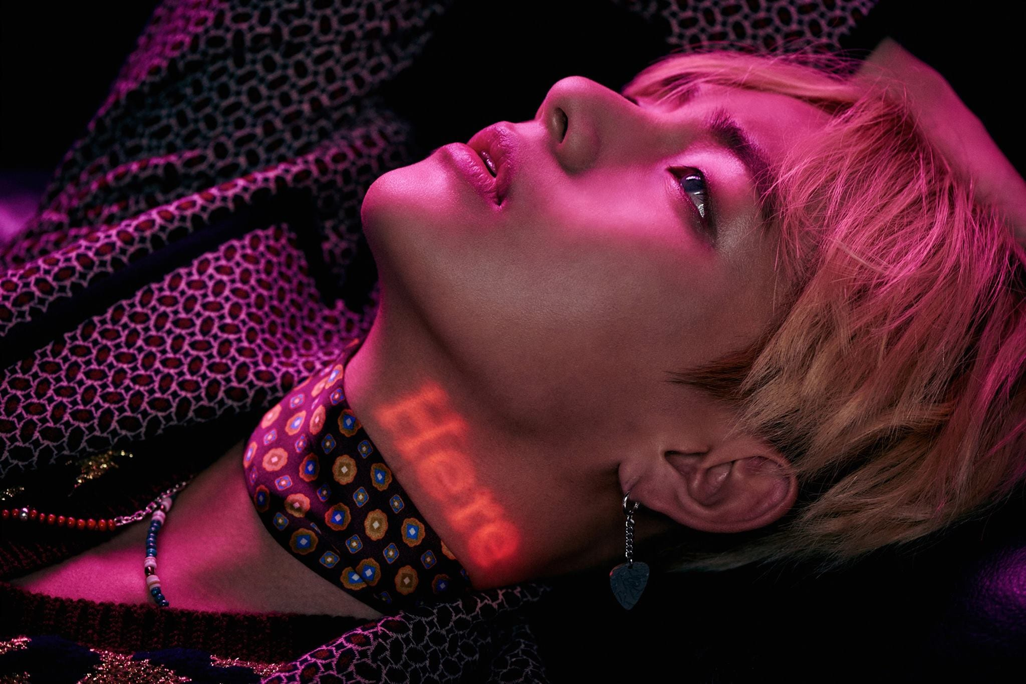 V Of BTS Reveals Sad News That His Grandmother Has Passed Away