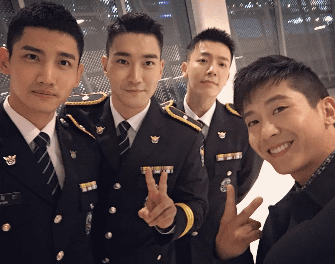 Brian Joo Updates Instagram With Photo Of Siwon, Donghae, And Changmin