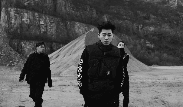 """Zico Releases First MV Teaser For """"Bermuda Triangle"""" Featuring Crush And Dean"""