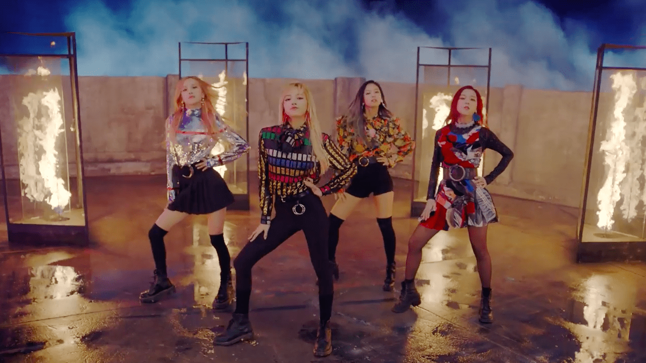 """BLACKPINK's """"Playing With Fire"""" Hits Over 5 Million Views Within 24 Hours Of Release"""