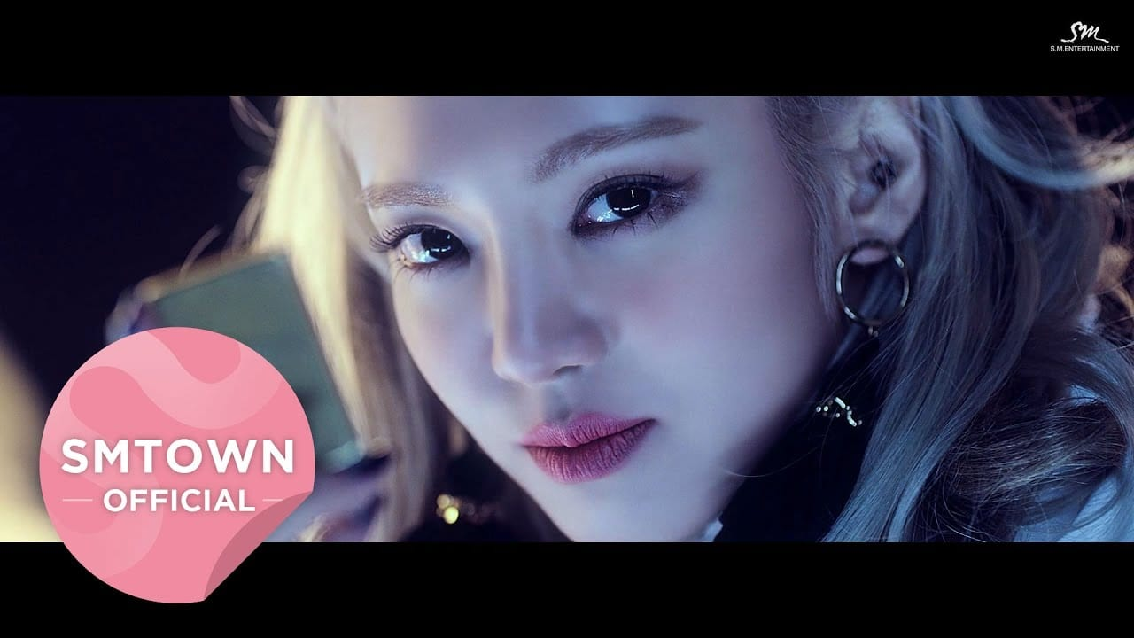 "Hyoyeon Drops MV Teaser For New Solo Track ""Mystery"""