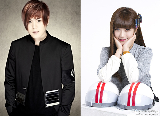 H.O.T's Moon Hee Jun And Crayon Pop's Soyul Announce Engagement