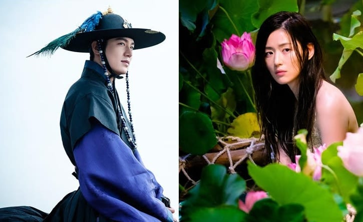 """SBS Releases New Stills of Lee Min Ho And Jun Ji Hyun In """"The Legend Of The Blue Sea"""""""