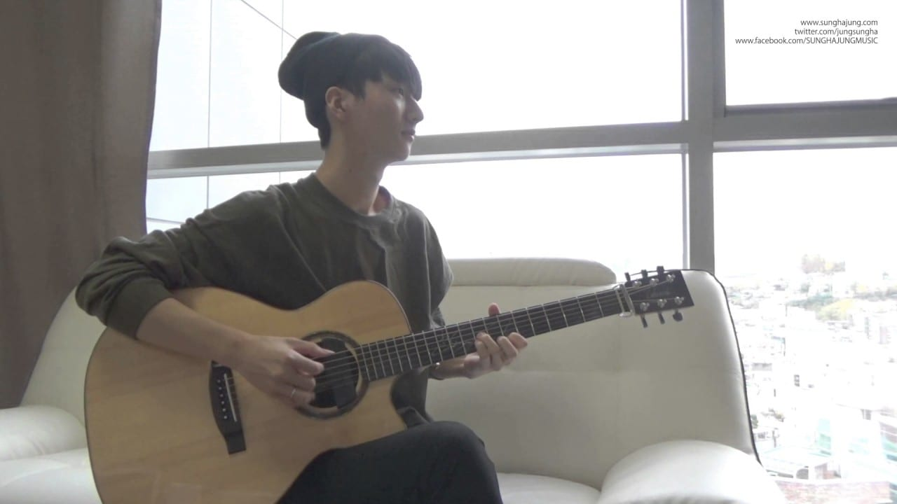 """Guitarist Sungha Jung Fulfills Expectations With Cover Of """"Blood Sweat & Tears"""" By BTS"""