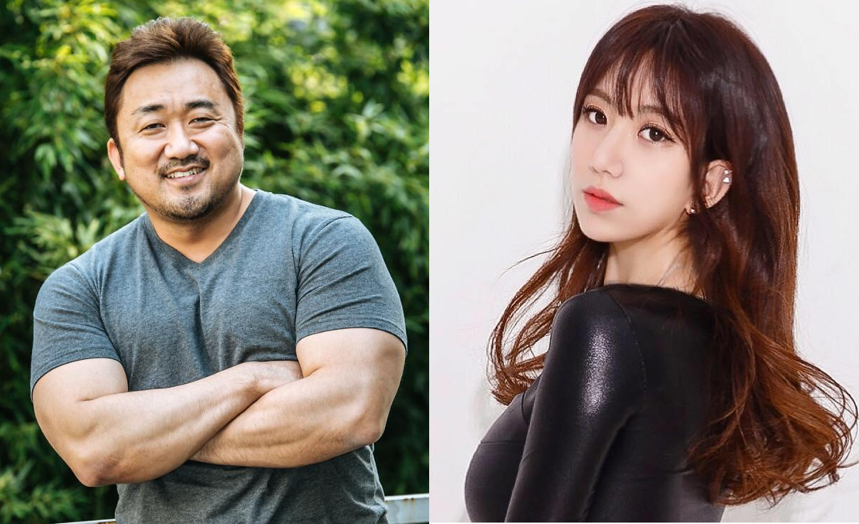 """""""Train To Busan"""" Star Ma Dong Seok Confirmed To Be Dating Ye Jung Hwa"""