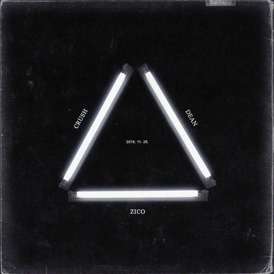 """Zico, Dean, And Crush To Release Special Collaboration Project """"Bermuda Triangle"""