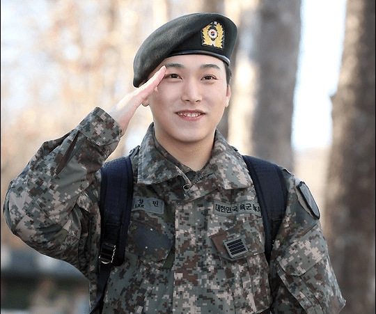 Super Junior's Sungmin Officially Discharged From Military Service