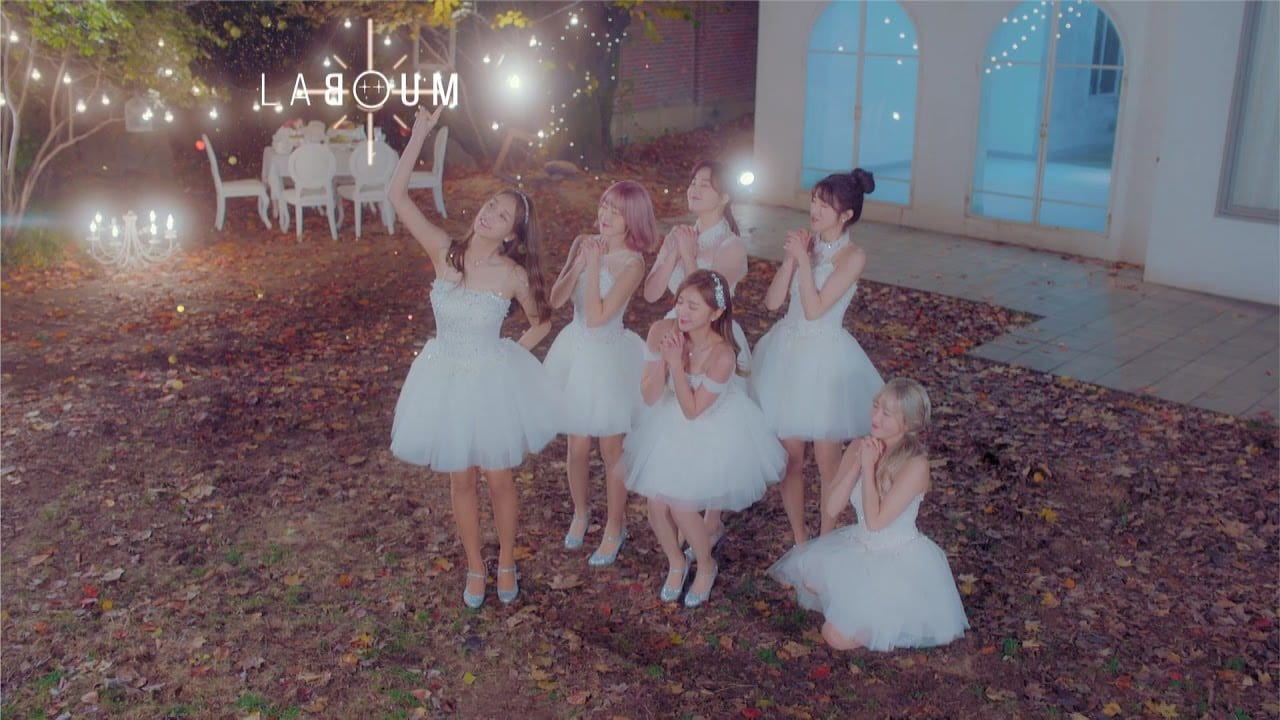 """LABOUM Releases Adorable New MV """"Winter Story"""""""