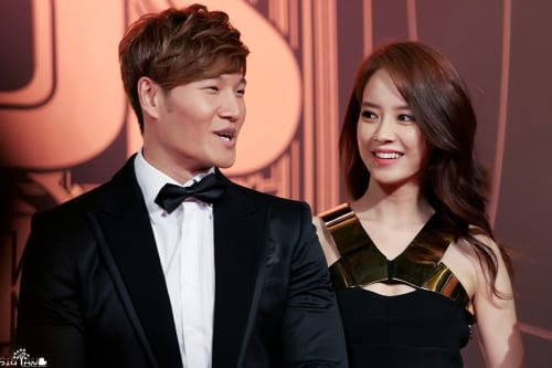 "Kim Jong Kook And Song Ji Hyo Confirm Departure From ""Running Man"""