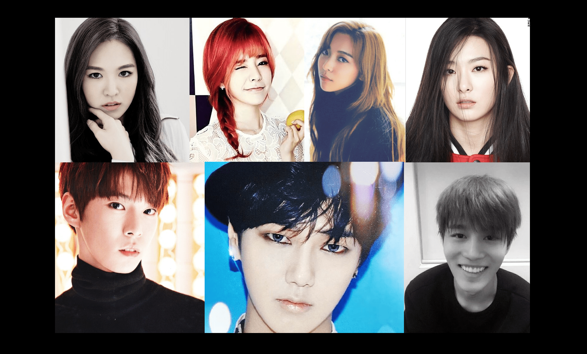 SMTOWN Announces Special Collaboration With Yesung, Sunny, Luna, Seulgi, Wendy, Doyoung & Taeil