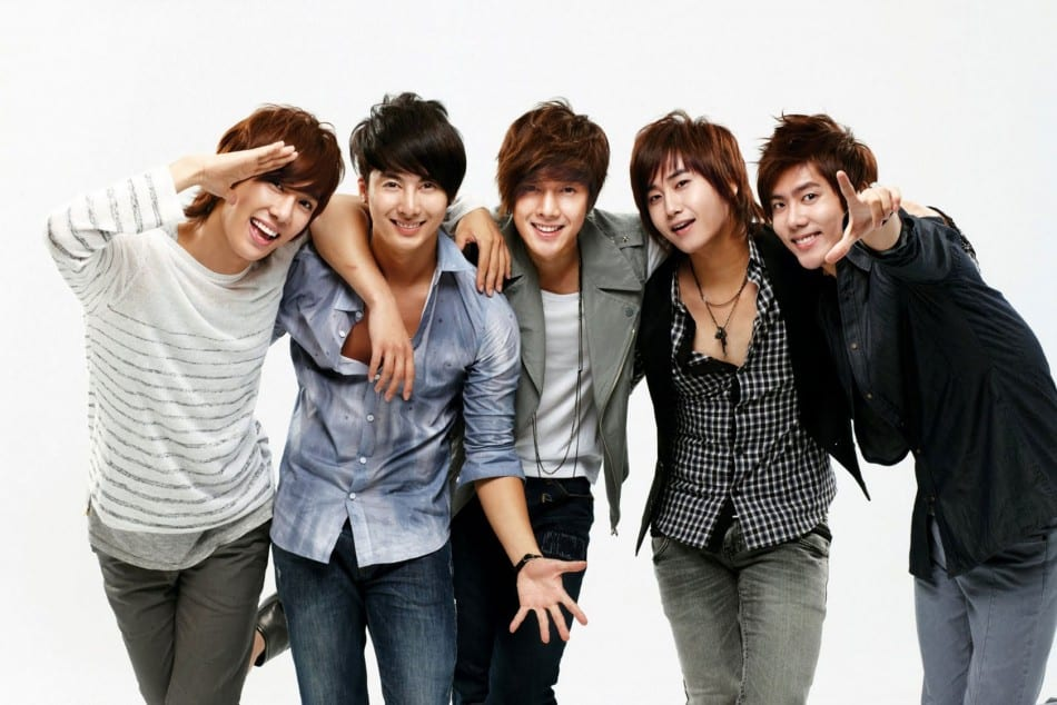 Back In Time: Our Top 10 Favorite Songs By SS501 - WTK