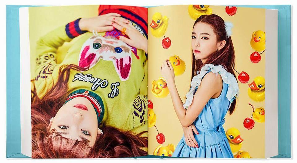 Red Velvet Releases Adorable Teaser Images For February Comeack