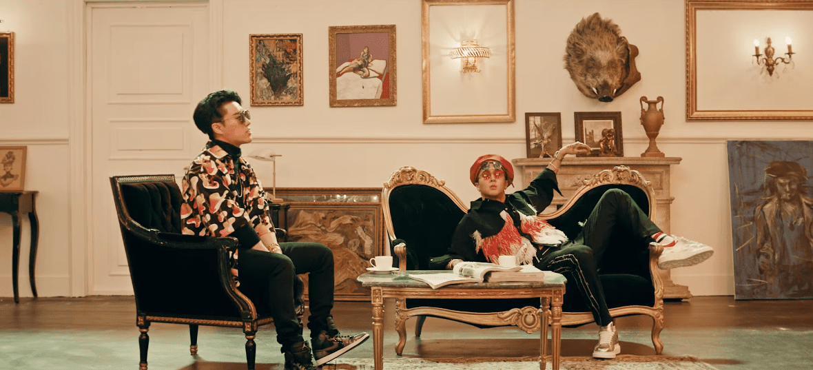 """WATCH: Ravi Becomes Artist, Conductor, Bachelor, And More In New """"Bomb"""" MV"""