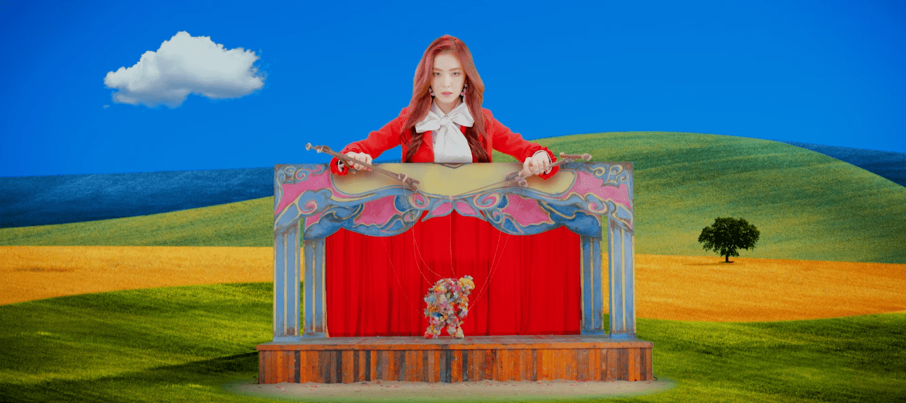 """WATCH: Red Velvet Dances Among Flowers In Surreal Universe Of New """"Rookie"""" MV"""
